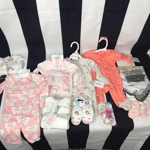 NWT Newborn Bundle